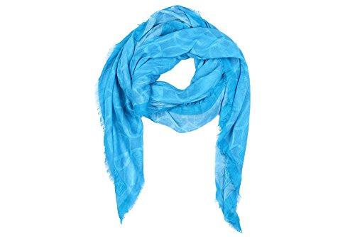 Armani Jeans sciarpa donna blu