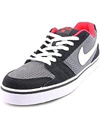 Nike - Zapatillas de Material Sintético para niño rojo dk tean red/black