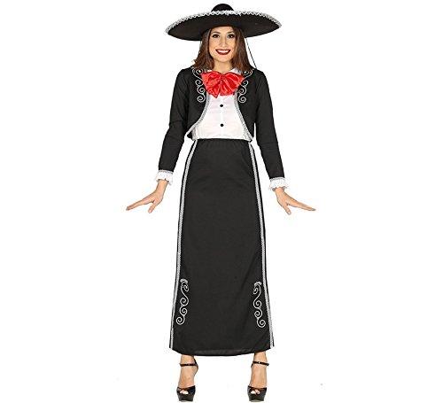 Imagen de disfraz de mariachi mexicano para mujer