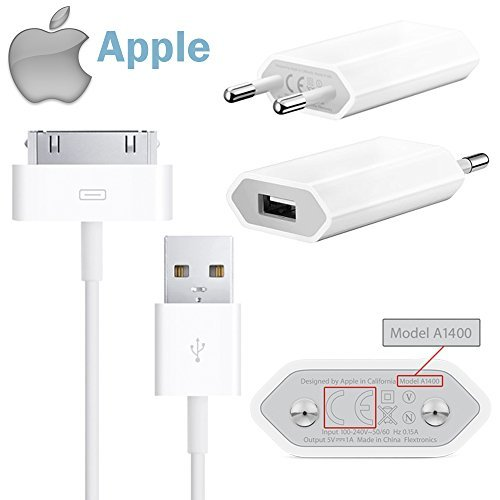 apple-adattatore-alimentatore-di-rete-usb-5w-originale-apple-md813zm-a-a1400-cavo-dock-usb-originale