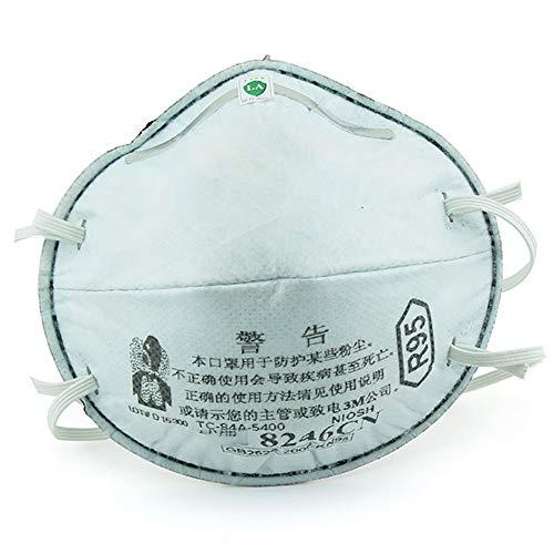 8246 | 8247 R95 Anti-Bio Dampf Sauergas Aktivkohle Dekoration Anti-Malerei Maske -