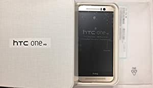 HTC One (M9) - gold on silver - 4G HSPA+ - 32 GB - GSM - Android Phone