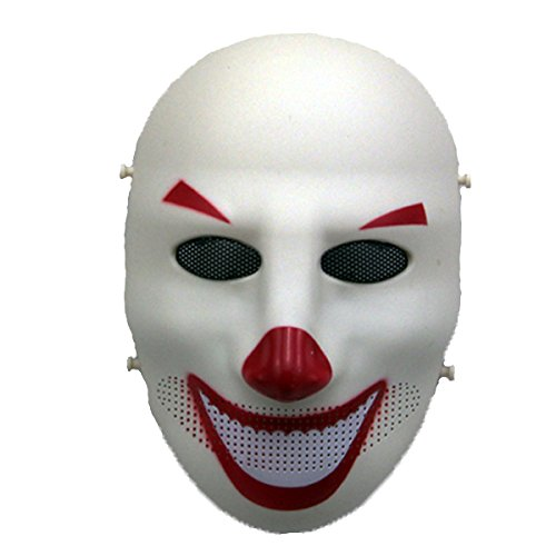 Funpa Halloween Maske, Cosplay Maske Scary Schädel Halloween Requisiten Party Performance Maske für Erwachsene (Halloween Hombre Disfraz De Para)