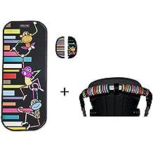 Tris/&Ton Fundas empu/ñaduras horizontales Tris y Ton Variaci/ón de modelos empu/ñadura funda para silla de paseo cochecito carrito carro