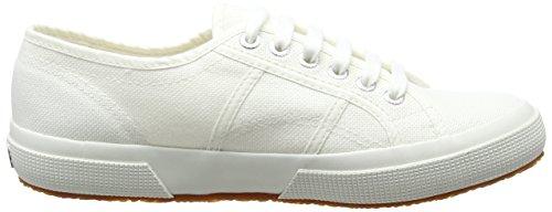 Superga 2750 Cotu Classic, Sneakers Unisex - Adulto Bianco (C42)