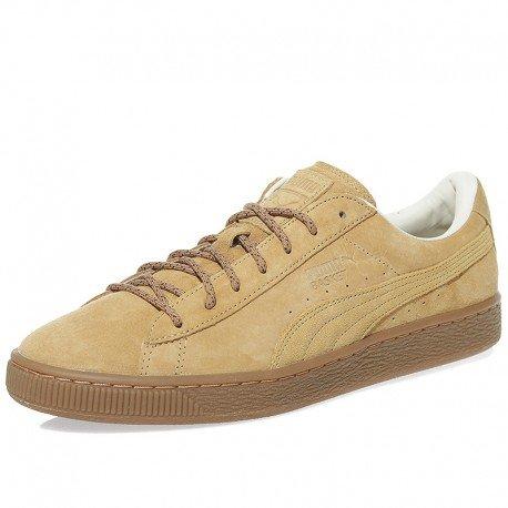 Puma Unisex Adults    Winterized 361324 Low-Top Sneakers Beige Size  10 5