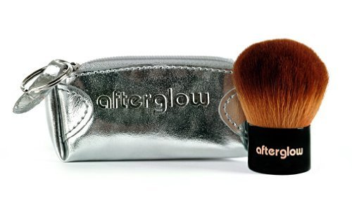professional-grade-vegan-brushes-kabuki-brush-with-purse-by-afterglow-cosmetics