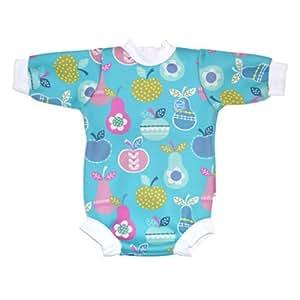 Splash About Snug Neoprene Baby Wetsuit - Tutti Frutti, Large, 3-6 Months