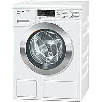 Miele WKG120WPS D LW TwinDos Waschmaschine Frontlader / A+++ / 176 kWh / Jahr / 1600 UpM / 8 kg / Lotosweiß / 9900 L / Jahr / Capdosing