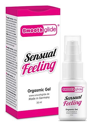 Smoothglide Sensual Feeling Stimulierendes Orgasmus Gel Für Die Frau 30ml -