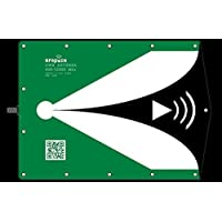 Ultra Wide Band UWB Antenne 900MHz–12GHz für UWB TX/RX SDR Radar GPR Sigint EMC Test ADSB Wifi FVP Drone Video Vivaldi Antenne