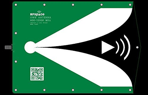 Ultra Wide Band UWB Antenne 900MHz-12GHz für UWB TX/RX SDR Radar GPR Sigint EMC Test ADSB Wifi FVP Drone Video Vivaldi Antenne