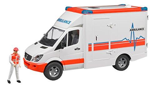 Bruder Spielwaren Ambulanza C/Omino