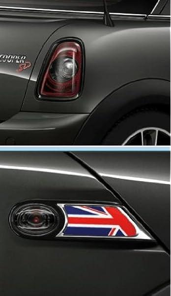 Original Mini R56 R57 R58 R59 Facelift Nachrüstsatz Heckleuchten Seitenblinker Black Line M Jcw Auto