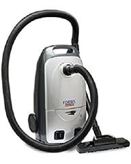 Forbes Eureka Trendy Steel Vacuum Cleaner, Steel Grey