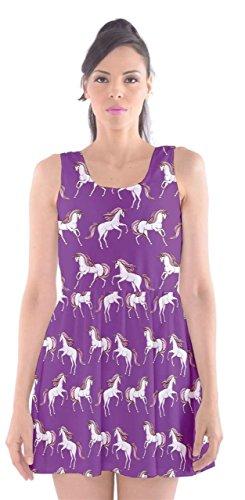 CowCow Damen Kleid Grün Mint Violett