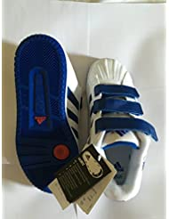 adidas SS, Inspired–Niños de zapatilla deportiva g20740, talla 35, cierre de velcro