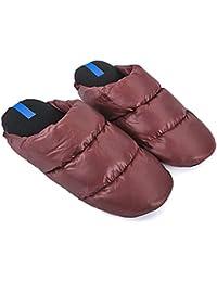 Primavera Mujer Zapatillas Slip-on Pisos Piso Suave Abajo Algodón Interior Cálido Dormitorio Inicio Zapatos