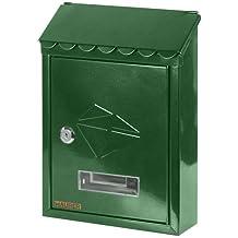 Maurer 3080544 - Buzon Maurer Exterior, color Verde