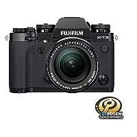 Fujifilm X-T3 with XF18-55mm Lens Mirrorless Camera - Black
