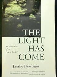 The light has come...