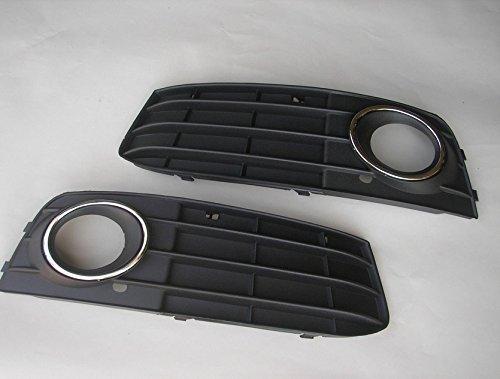 fog-lights-light-bumper-grilles-grill-set-l-r-for-audi-a4-b8-2009-2012-pair