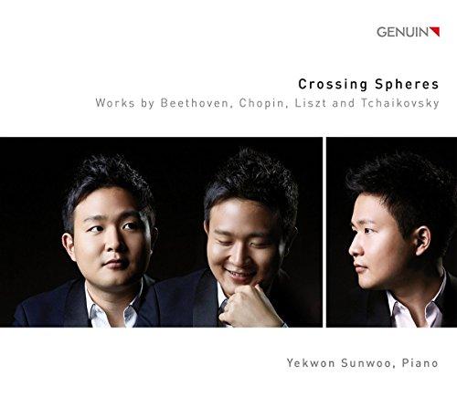 Crossing Spheres - Werke für Klavier