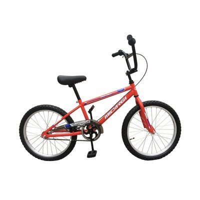 "Micargi Bicycle Industries Boys Jakster 20"" Ride On, Black by Micargi Bicycle Industries"