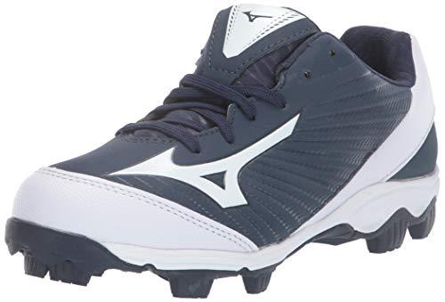 Mizuno Kids' 9-Spike Advanced Franchise 9 Molded Youth Baseball Cleat-Low Shoe
