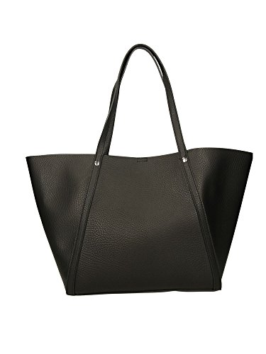PIECES - Pcroberta Shopper, Borsa a mano Donna Nero (Black)