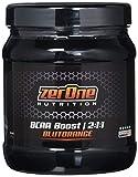 ZerOne Nutrition Bcaa Boost Hochdosiertes Pulver Aminosäuren Leucin Isoleucin Valin 2:1:1 Deutsche Premium Qualität Fitness Sport 500g (Blutorange)