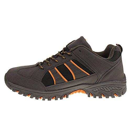 Hawkwell Scarpe da trekking ed escursionismo unisex marrone uomo