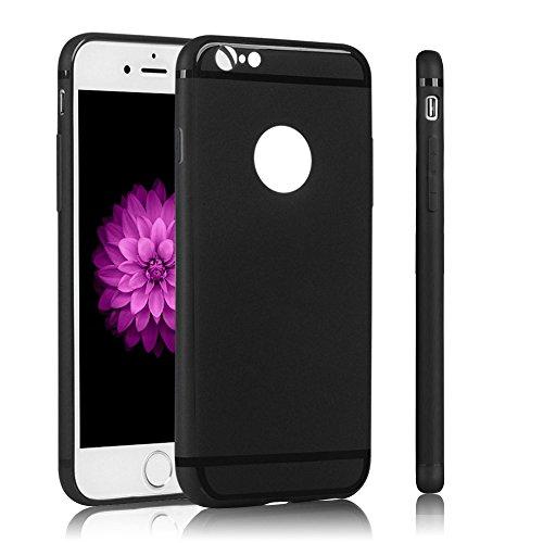 Lanveni 3 In 1 TPU Silikon Schutzhülle Bumper Case für iPhone 6 Hülle Weiche Rückschale und TPU-Bumper Weiche Silikon Case Cover Rück mit Bunte Muster Design (Rosa + Transluzente + Lila) Farbe 5