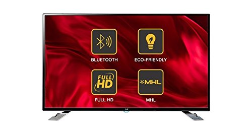 Noble Skiodo 122 cm (48 inches) 50MS48N01 Full HD LED TV (Black)