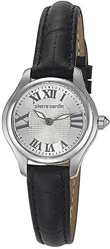 Pierre Cardin Herren-Armbanduhr Special Collection Analog Quarz Leder Swiss Made