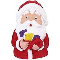Wawer Squishies Weihnachtsmann langsam steigende Creme duftende Squeeze Stressabbau PU Spielzeug