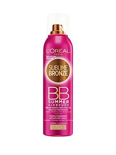 L'Oréal Paris Sublime Bronze BB Summer Airbrush - aerosoles autobronceadores (Cuerpo)