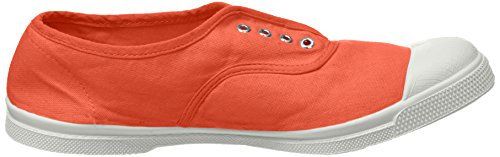 Bensimon Damen Tennis Elly Sneaker Orange (Corail)