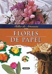 Flores de papel (Taller De Artesania)