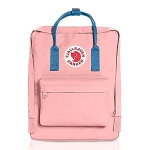 Fjällräven 2018 Zaino Casual, 45 cm, 30 liters, Rosa (Pink-Air Azul)