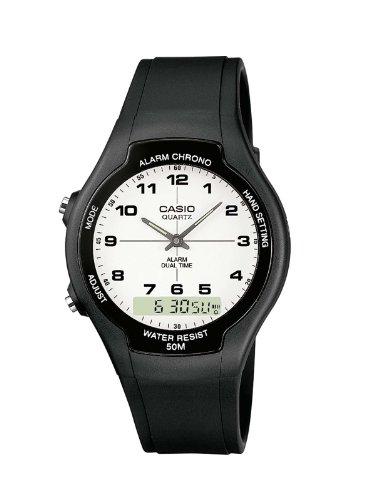 Quarz mit Resin Armbanduhr AW90H7BVEF ()