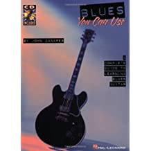Blues You Can Use (Blues You Can Use) by Ganapes, John, Ganapes, John N (1995) Sheet music