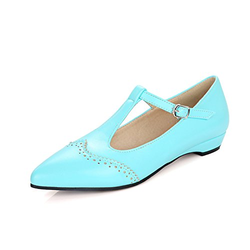 Profondo moda donna scarpe a punta/retr¨° basso Zeppe Scarpe/Scarpe da donna stile College D