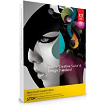 Adobe Creative Suite 6 Design Standard Student and Teacher englisch