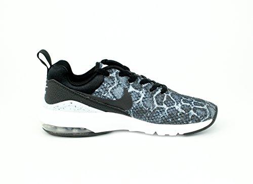 Nike  Wmns Air Max Siren Print, Damen Sneaker Schwarz
