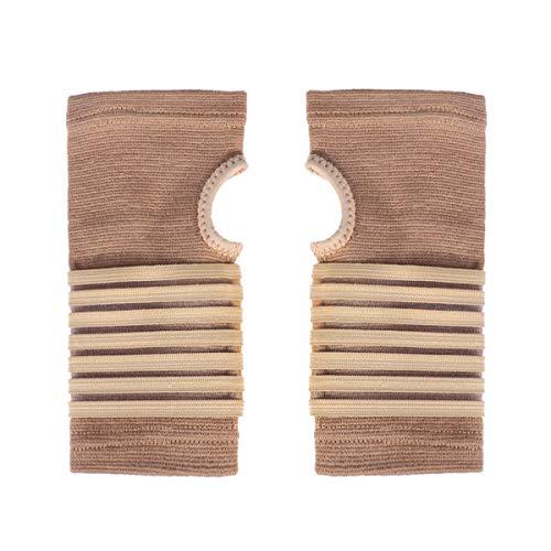LIOOBO 1 Paar Handgelenkbandage Handgelenkschoner Handbandage Handgelenk Schutz für Sport Verletzungen Arthritis Gelenkschmerzen Tendinitis