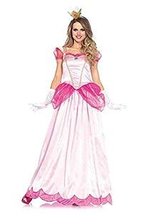 Leg Avenue- Mujer, Color rosa, Small (EUR34-36) (8546101005)