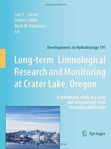 Long-term Limnological Research and Monitoring at Crater Lake, Oregon: 191
