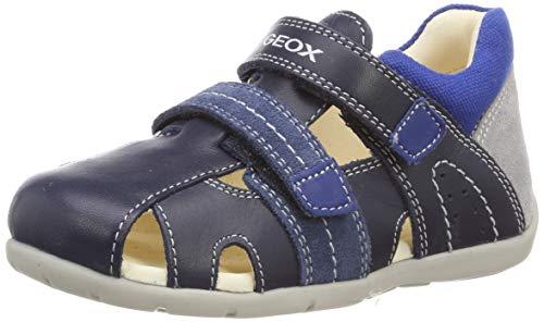 cd5b609f Geox Baby Boys' B Kaytan B Sandals, Blue (Navy/Avio C0700)