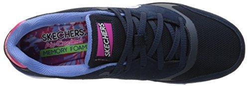 Skechers - Flex Advantage 2.0, Scarpe tecniche Uomo Grigio (CCBL)
